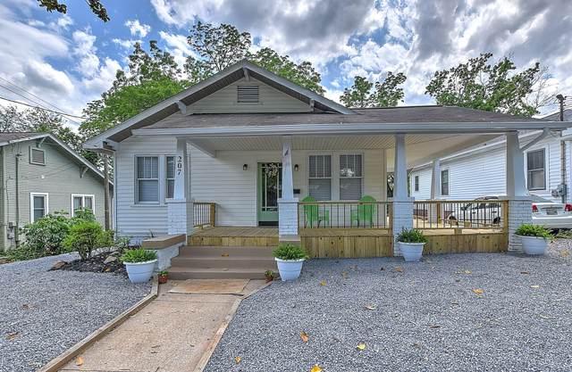 207 Jackson Avenue, Johnson City, TN 37604 (MLS #9908541) :: Highlands Realty, Inc.