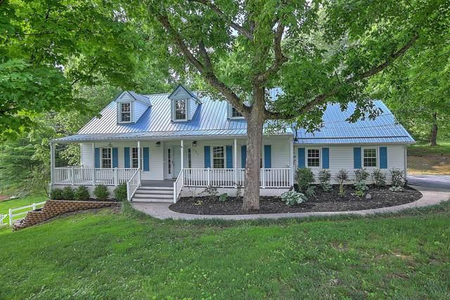 133 Mcconnell Street, Kingsport, TN 37664 (MLS #9908542) :: Highlands Realty, Inc.