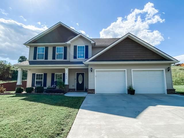 2740 Rock Springs Road, Kingsport, TN 37664 (MLS #9908547) :: Highlands Realty, Inc.