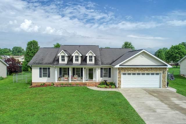 448 Grey Fox Drive, Church Hill, TN 37642 (MLS #9908554) :: Conservus Real Estate Group