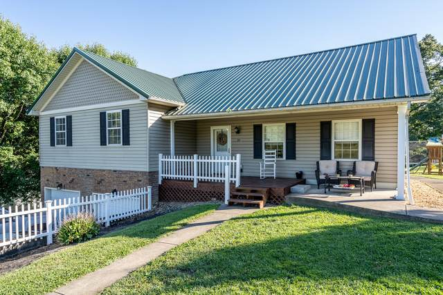 90 Wooded Heights, Greeneville, TN 37743 (MLS #9908597) :: Highlands Realty, Inc.