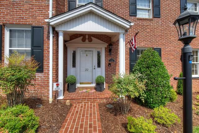 2734 Oakland Avenue C-22, Johnson City, TN 37601 (MLS #9908647) :: Conservus Real Estate Group