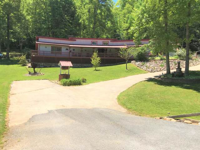 770 Viking Mountain Road, Greeneville, TN 37743 (MLS #9908653) :: The Baxter-Milhorn Group