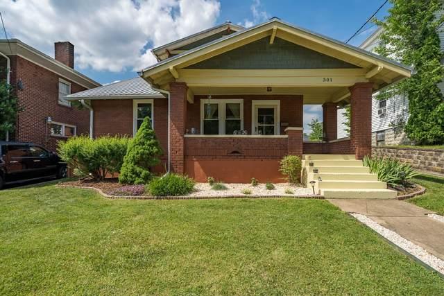 301 Taylor Street, Bristol, TN 37620 (MLS #9908707) :: Conservus Real Estate Group