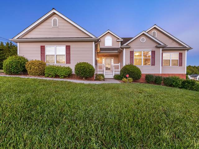 111 Pine Bark Drive, Jonesborough, TN 37659 (MLS #9908723) :: The Baxter-Milhorn Group