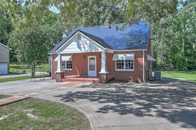 401 Hillcrest Drive, Greeneville, TN 37745 (MLS #9908725) :: The Baxter-Milhorn Group