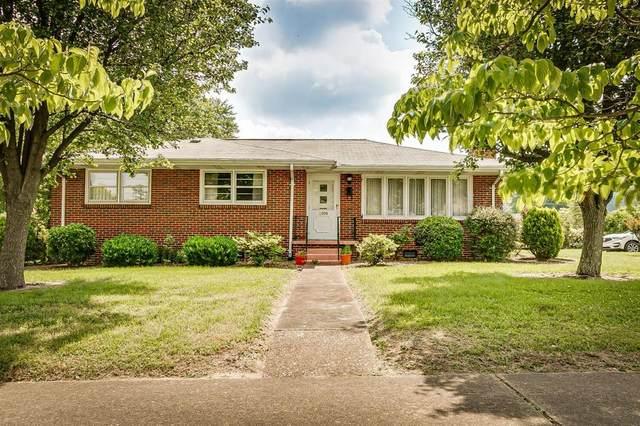 2108 Sevier Avenue, Kingsport, TN 37664 (MLS #9908752) :: The Baxter-Milhorn Group