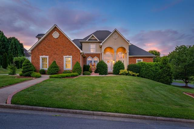 1 Honeysuckle Court, Johnson City, TN 37615 (MLS #9908755) :: Bridge Pointe Real Estate