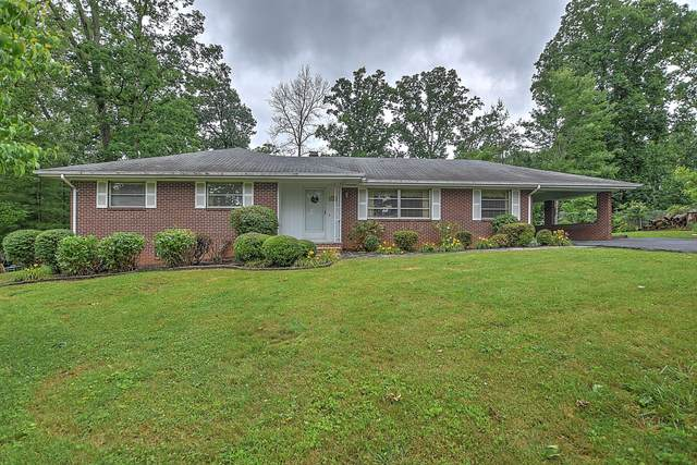 210 Doak Dr, Greeneville, TN 37745 (MLS #9908805) :: Bridge Pointe Real Estate
