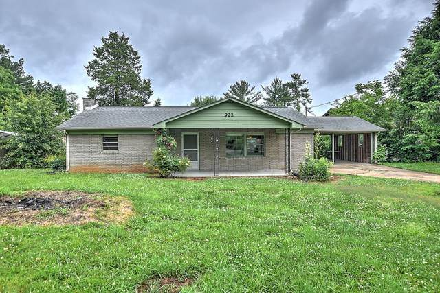 922 Ellis Street, Jefferson City, TN 37760 (MLS #9908851) :: Highlands Realty, Inc.