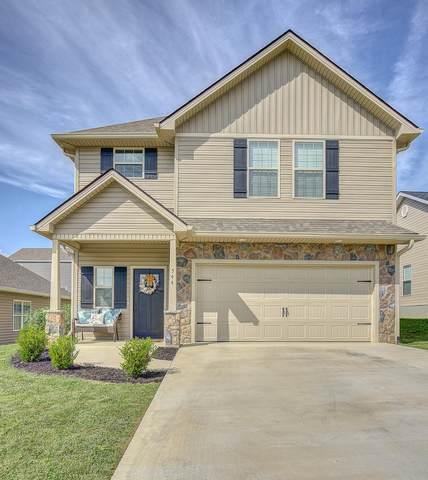 544 Suffolk Road #0, Johnson City, TN 37615 (MLS #9908878) :: Conservus Real Estate Group