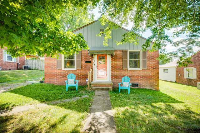1409 Pineola Avenue, Kingsport, TN 37664 (MLS #9909068) :: Highlands Realty, Inc.