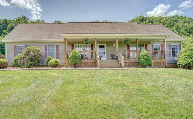 5402 Dishner Valley Rd Road, Bristol, VA 24202 (MLS #9909133) :: Highlands Realty, Inc.