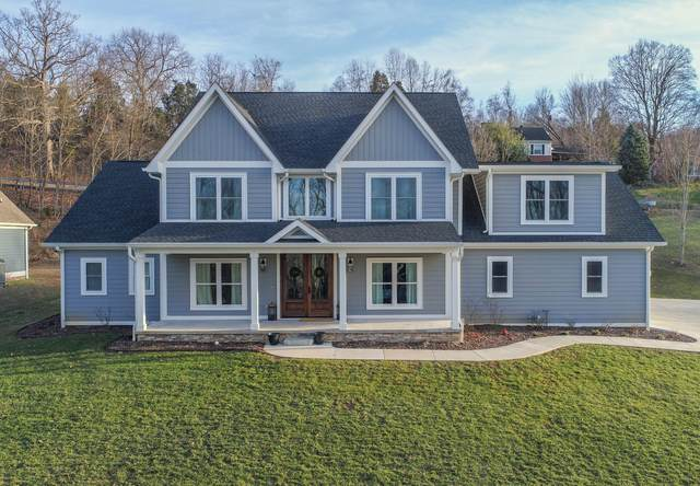 1013 Aberdeen Trail, Kingsport, TN 37664 (MLS #9909181) :: Bridge Pointe Real Estate