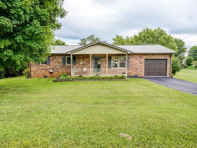 136 Fairlawn Drive, Johnson City, TN 37601 (MLS #9909244) :: Bridge Pointe Real Estate