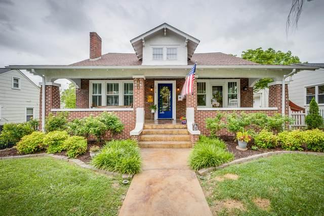 1014 Catawba Street, Kingsport, TN 37660 (MLS #9909280) :: Highlands Realty, Inc.