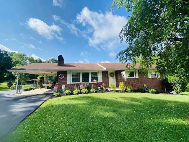 124 Hobbs Street, Kingsport, TN 37664 (MLS #9909475) :: Highlands Realty, Inc.