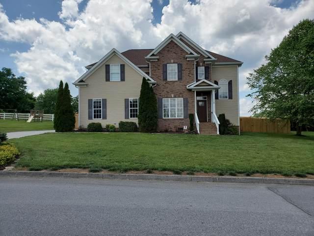 118 Ridgeview Meadows Drive, Johnson City, TN 37615 (MLS #9909526) :: Bridge Pointe Real Estate