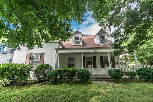 215 Gilmer Park, Johnson City, TN 37604 (MLS #9909543) :: Conservus Real Estate Group
