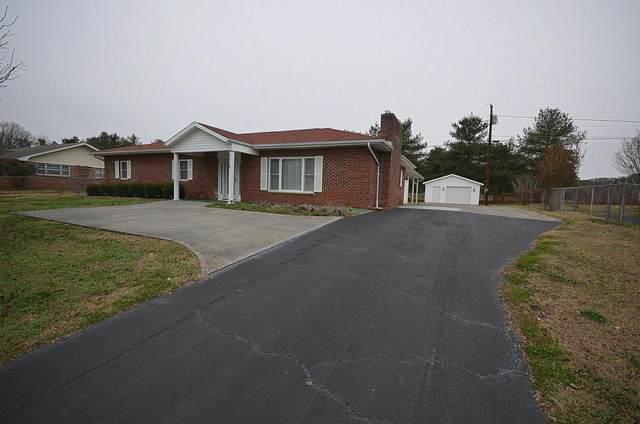 3319 Highway 66 S, Rogersville, TN 37857 (MLS #9909635) :: Highlands Realty, Inc.