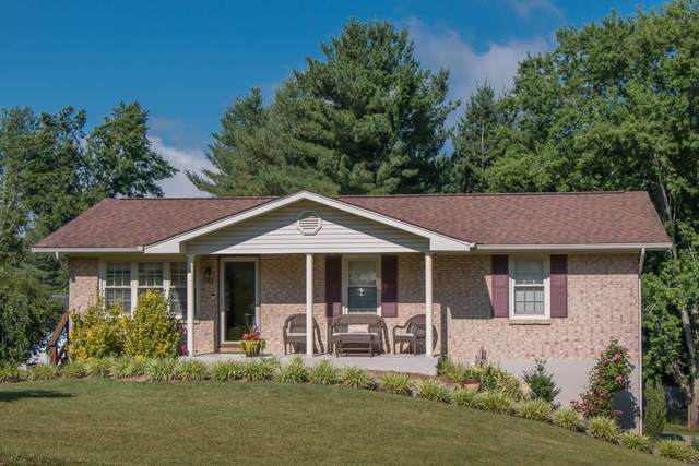 489 Bellehaven Drive Drive, Bristol, VA 24201 (MLS #9909665) :: Conservus Real Estate Group