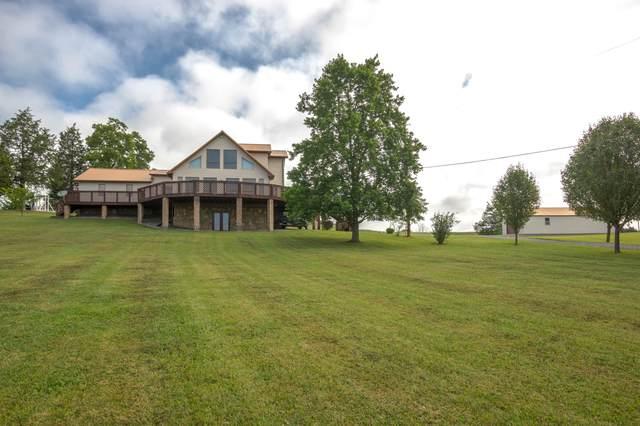 265 Sunrise Church Lane, Bulls Gap, TN 37711 (MLS #9909675) :: Highlands Realty, Inc.