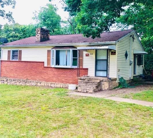 432 Rogers Avenue, Kingsport, TN 37660 (MLS #9909741) :: Highlands Realty, Inc.