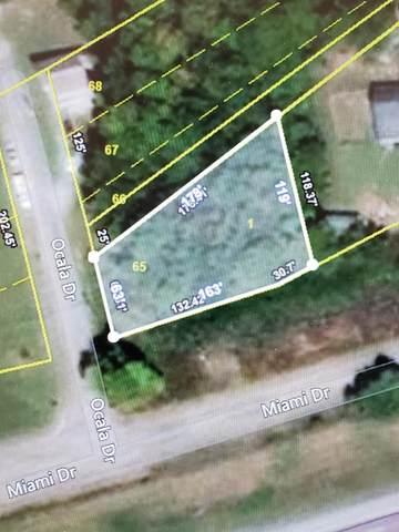 Tbd Miami Drive, Johnson City, TN 37601 (MLS #9909851) :: Bridge Pointe Real Estate