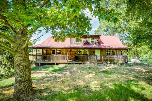 1910 Culbertson Road, Greeneville, TN 37743 (MLS #9909883) :: Highlands Realty, Inc.