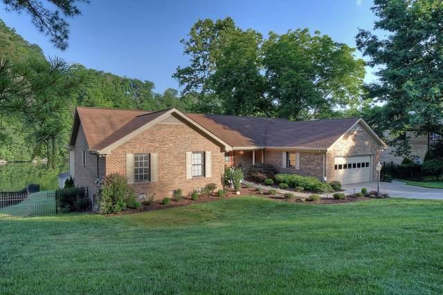 360 Sugarwood Drive, Kingsport, TN 37663 (MLS #9909896) :: Highlands Realty, Inc.