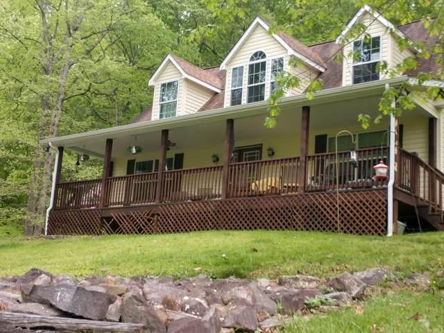 5036 Back Valley Road, Big Stone Gap, VA 24219 (MLS #9909912) :: Highlands Realty, Inc.