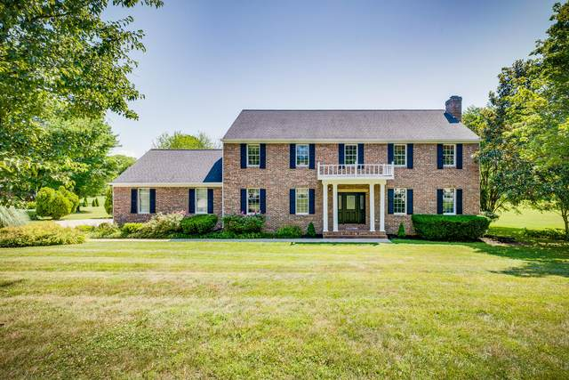 1009 Winchester Lane, Kingsport, TN 37660 (MLS #9909917) :: Highlands Realty, Inc.