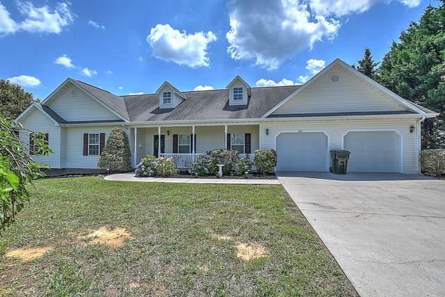 117 Sand Ridge Circle, Jonesborough, TN 37659 (MLS #9909931) :: Highlands Realty, Inc.