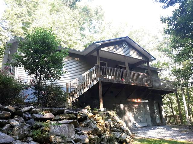 104 Smith Branch Road, Roan Mountain, TN 37687 (MLS #9910067) :: Highlands Realty, Inc.