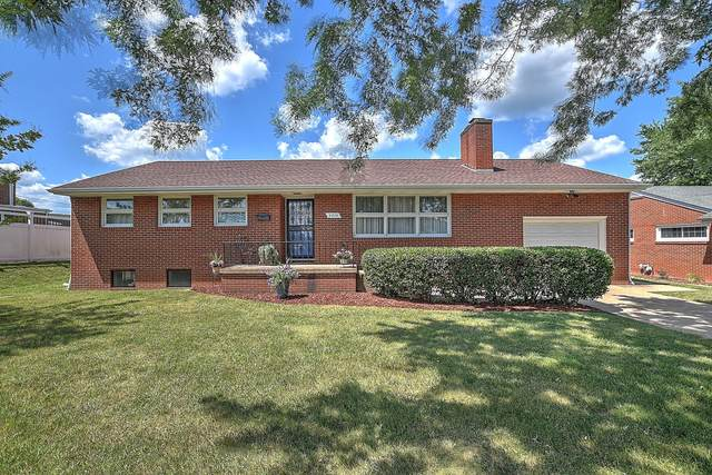 2212 Memorial Court, Kingsport, TN 37664 (MLS #9910104) :: Conservus Real Estate Group