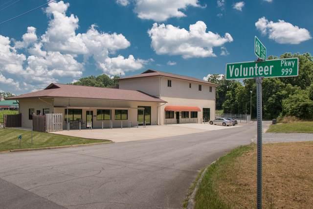 981 Volunteer Parkway, Bristol, TN 37620 (MLS #9910111) :: Highlands Realty, Inc.