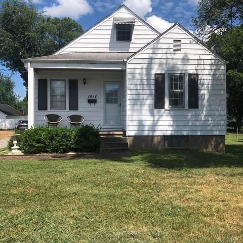 1614 Barnes Street, Kingsport, TN 37664 (MLS #9910119) :: Highlands Realty, Inc.