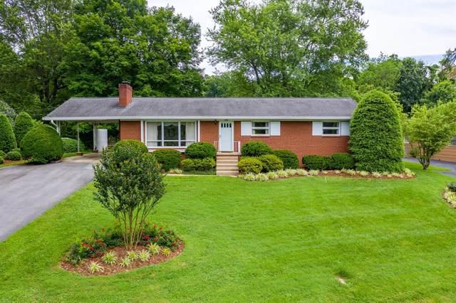 1106 Woodmont Drive, Johnson City, TN 37601 (MLS #9910146) :: Bridge Pointe Real Estate