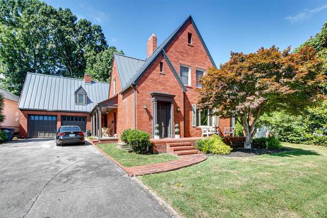 1121 Wateree Street, Kingsport, TN 37660 (MLS #9910161) :: Conservus Real Estate Group