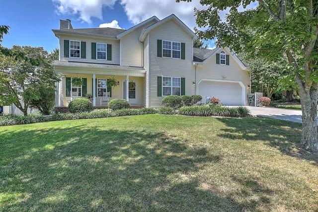 108 Bentwood Lane, Gray, TN 37615 (MLS #9910166) :: Bridge Pointe Real Estate