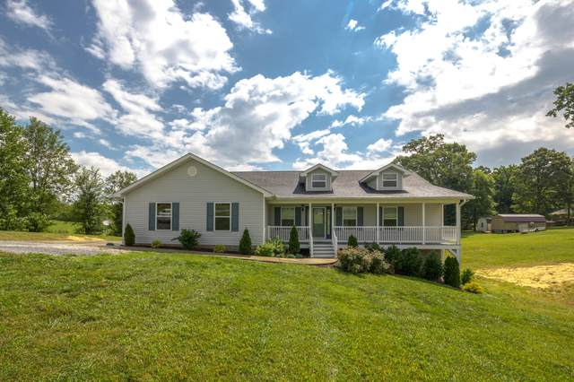 1575 Old Shiloh Road, Greeneville, TN 37745 (MLS #9910171) :: Highlands Realty, Inc.