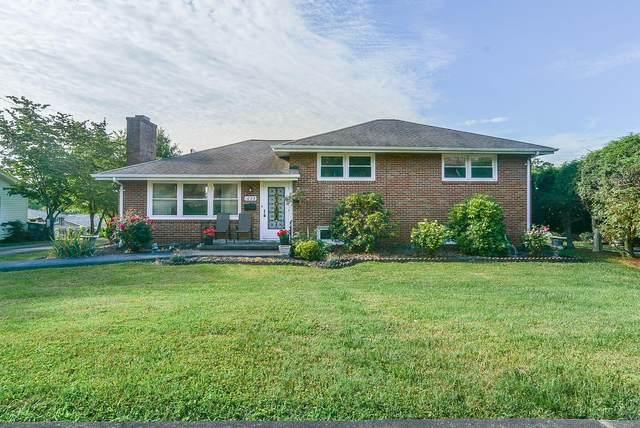 1029 Ransome Lane, Kingsport, TN 37660 (MLS #9910172) :: Conservus Real Estate Group