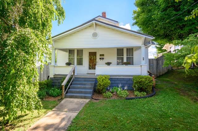 805 Alabama Street, Bristol, TN 37620 (MLS #9910224) :: Highlands Realty, Inc.