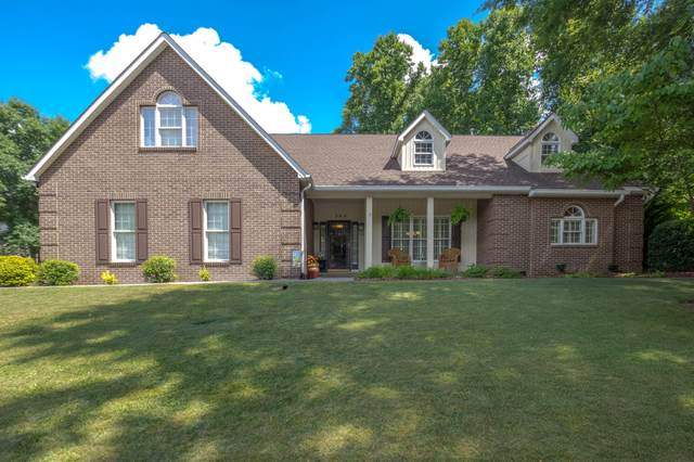 305 Woodbriar Drive, Johnson City, TN 37604 (MLS #9910227) :: Tim Stout Group Tri-Cities