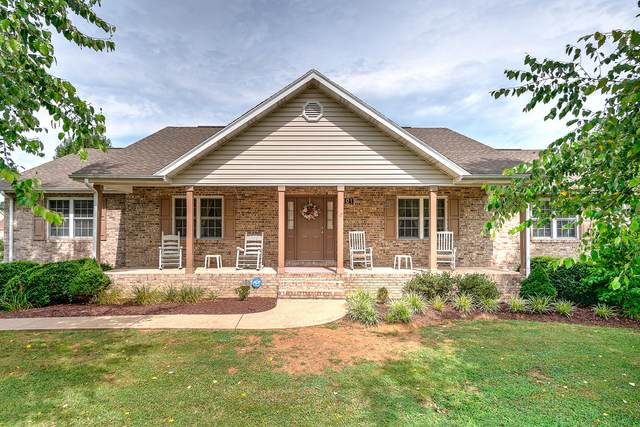 301 Wiltshire Drive, Johnson City, TN 37615 (MLS #9910265) :: Tim Stout Group Tri-Cities
