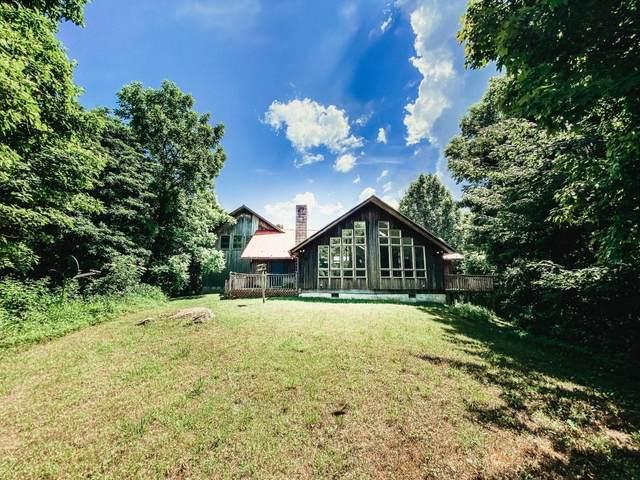 843 Trammel Gap Mountain Road, Dante, VA 24237 (MLS #9910292) :: Bridge Pointe Real Estate
