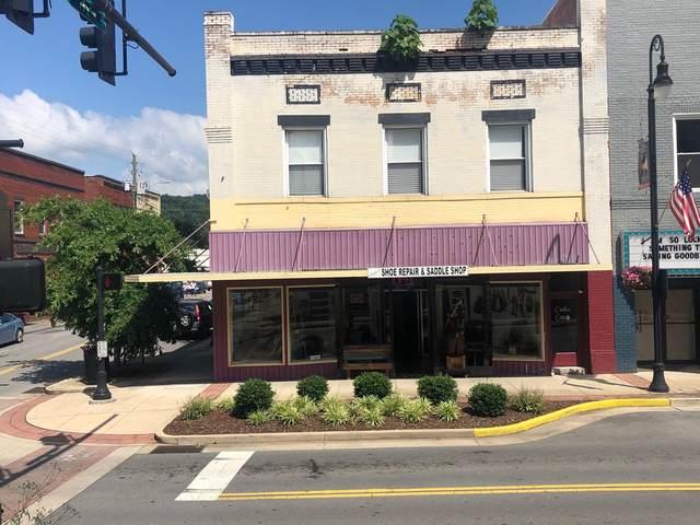 101 Main Avenue, Erwin, TN 37650 (MLS #9910321) :: Highlands Realty, Inc.