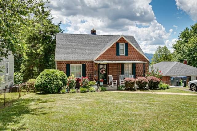 214 Edward Street, Kingsport, TN 37665 (MLS #9910344) :: Highlands Realty, Inc.