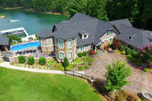 381 Big Oak Drive Drive, Butler, TN 37640 (MLS #9910348) :: Bridge Pointe Real Estate
