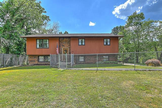 416 Rolling Drive, Kingsport, TN 37660 (MLS #9910356) :: Conservus Real Estate Group